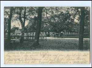 XX10126/ Luhdorf Gasthaus von Heinr. Hahn 1906 AK
