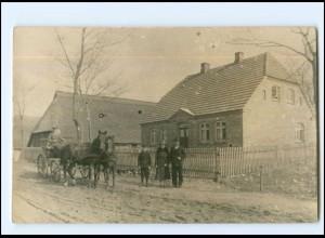 XX14715-192/ Pokrent Privat Foto AK ca. 1930