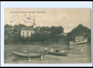XX009888-157/ Tornow`s Idyll am Teupitzsee AK 1914