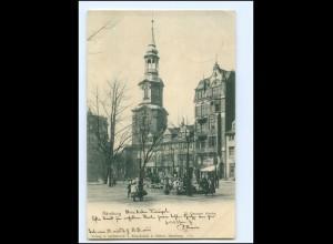XX10241/ Hamburg St. Georg Kirche AK 1903