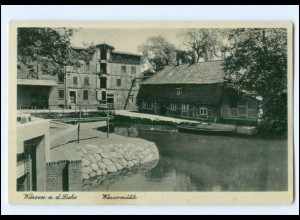 XX10128/ Winsen a.d. Luhe Wassermühle 1944 AK