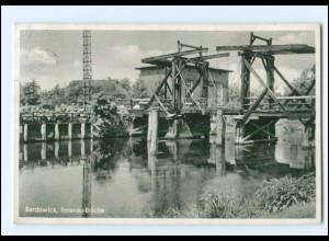 XX10129/ Bardowick Ilmenau-Brücke 1937 AK