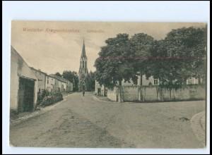 XX009864/ Gelshofen Elsaß westl. Kriegsschauplatz AK 1917
