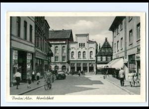 XX009991/ Verden / Aller Herrlichkeit AK ca.1950-55