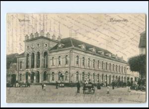 XX009938-172/ Neustrelitz Rathaus AK 1913