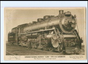 XX10167/ Lokomotive Eisenbahn Canadian National Railways AK
