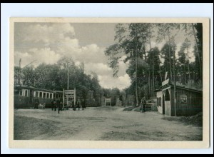 XX10041-153/ Waldsieversdorf Am Kleinbahnhof AK 1945