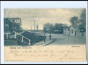 XX10020/ Cuxhaven Elbstraße AK 1903