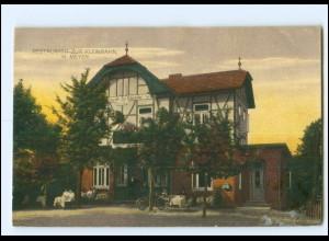 XX10170/ Winsen Luhe Bahnhof zur Kleinbahn AK 1920