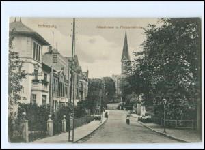 XX10024/ Schleswig Alleestr. AK ca.1910