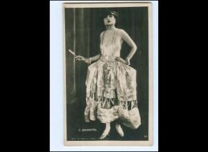 Y16515/ C. Griffith Mode Künstlerin Foto AK ca.1920