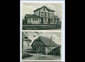 XX10154-3064/ Bad Eilsen Bahnhof Wassermühle AK ca.1935