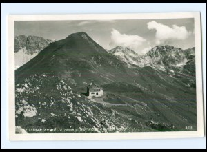 Y16560/ Berghütte Stuttgarter Hütte Rüfikorf-Rauher Kopf Foto AK ca.1935