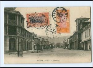 Y16574/ Sierra Leone - Freetown AK 1922 Afrika