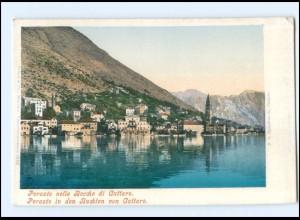 Y16575/ Cattaro Kotor Montenegro AK ca.1900
