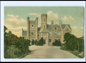 Y16576/ Tasmania Gouvernment House, Hobart AK ca.1910