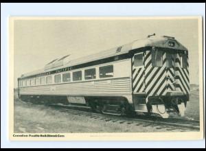 Y16589/ Canadian Paicific Rail Diesel Cars Kanada Eisenbahn AK