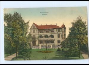 Y16601/ Windsheim Kurhaus AK 1909