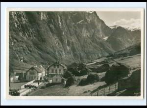 Y16618/ Gudvangen Norwegen Foto AK ca.1930
