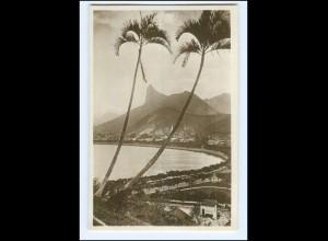 Y16621/ Rio de Janeiro Brasilien HSDG Hamburg Süd Foto AK ca.1930