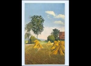 Y16637/ Ernte Heuernte Landwirtschaft Photochromie AK 1912