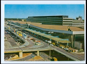 Y16661/ Frankfurt Flughafen Airport AK ca.1970