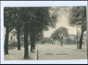 XX10277/ Altdamm Dabie Stettin Stargarderstraße AK 1915
