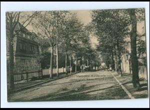 XX10334/ Hannover-Kirchrode Villenviertel Kaiser Wilhelm-Straße AK 1926