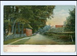 V295/ Hamburg Harburg Ehestorf Dorfstraße AK 1903