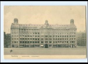 Y16820/ Hamburg Altstadt Spitalerstraße Semperhaus 1909 AK