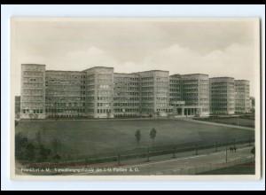 Y16860/ Frankfurt Verwaltungsgebäude der I.G. Farben A.G. Foto AK