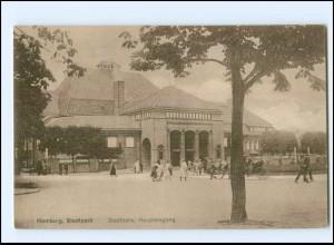 V391/ Hamburg Stadtpark Stadthalle AK 1926