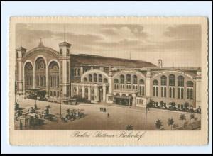 Y16844/ Berlin Stettiner Bahnhof 1914 AK