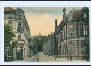 Y16775/ Flensburg Rathaus-Straße 1916 AK