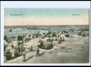 Y16772/ Brunshaupten Strandfest 1909 AK