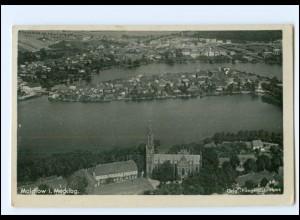 Y16769/ Malchow Orig. Fliegeraufnahme 1940 AK