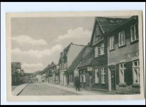 V348-193/ Lübz Meckl. Plauerstraße AK 1952