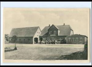 V311-2266/ Klanxbüll Bahnhofs-Hotel AK ca.1912