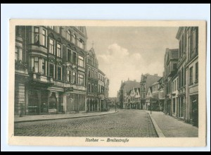 Y16787/ Itzehoe Breitestraße 1925 AK
