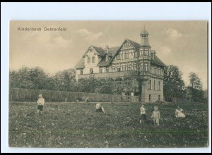 Y16971/ Kinderheim Oehrenfeld b. Ilsenburg Herrmann-Johanna-Heim AK ca.1910