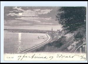 Y16969/ Hilsen fra Aarhus Dänemark AK 1899