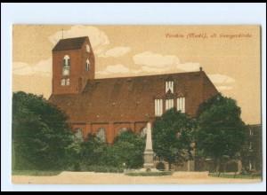 V237-193/ Parchim St. Georgenkirche AK 1916