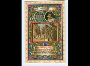S2326/ Vatikan Papst Gregor V Litho AK 1903 Karte Nr. 120 Vatican