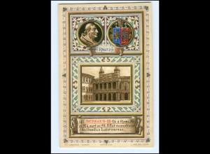S2339/ Vatikan Papst Sergius III Litho AK 1903 Karte Nr. 141 Vatican