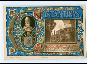 S2356/ Vatikan Papst Constantin Litho AK 1903 Karte Nr. 174 Vatican