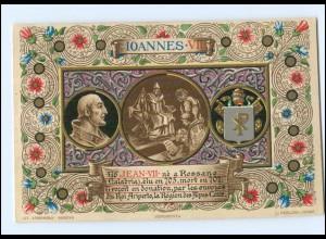 S2342/ Vatikan Papst Johannes VII Litho AK 1903 Karte Nr. 176 Vatican