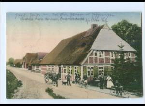 XX14732/ Obermarschacht Gasthaus Martin Heilmann AK 1911