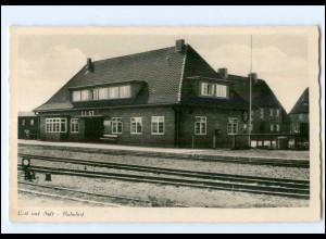 XX10803/ List auf Sylt Bahnhof AK
