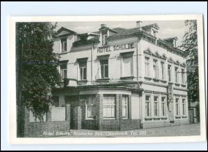 XX10826-4550/ Bramsche Hotel schulte AK ca.1955
