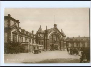 XX10830/ Osnabrück Bahnhof Foto AK ca.1930